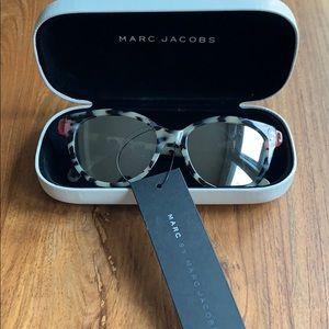 Marc Jacobs Reflective Sunglasses NWT